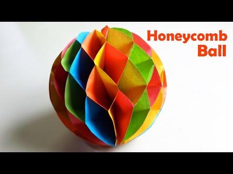 Xxx Mp4 How To Make A Paper Honeycomb Ball Paper Crafts 3gp Sex