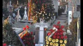 Ceausescu's Tomb, Bucharest.