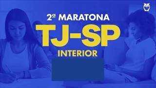 2ª Maratona TJ-SP Interior - AO VIVO