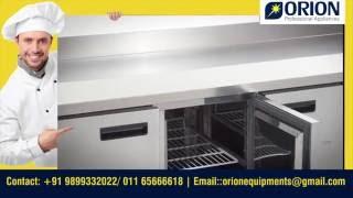 Deep Freezer Table Top Refrigerator ORION kitchen Equipments, Delhi