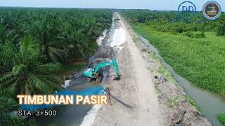 PT  PP PERSERO Tbk Proyek Tanggul Asahan Paket 2 VIS  22 MAR 2018NEW