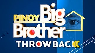 Get ready for Pinoy Big Brother Throwback!