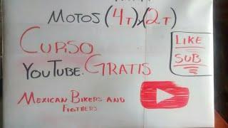 Curso de mecánica para motos GRÁTIS ( INTRODUCCIÓN  parte /1/)