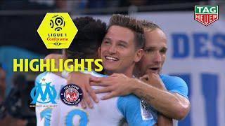 Olympique de Marseille - Toulouse FC ( 4-0 ) - Highlights - (OM - TFC) / 2018-19