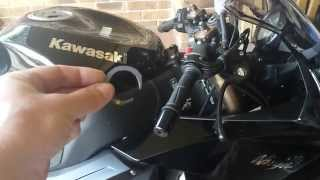 Part 1 - Fitting Quick Action Throttle