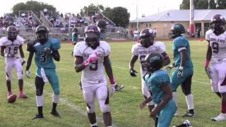 Norland 14 Coral Reef 0 Highlights