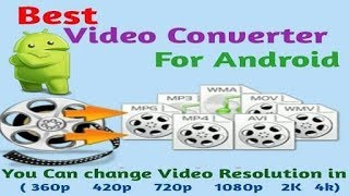 Best video converter for android in telugu | video quality reducer |100%working