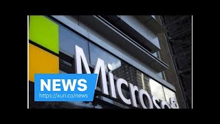 News - Microsofts cloud computing big business, stocks edge up