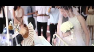A Wedding That Will Move You: Rowden & Leizel