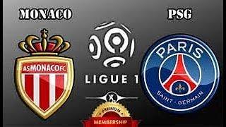 Monaco VS Psj all goals