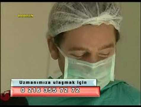 Burun Estetigi Op.Dr.Fatih DAĞDELEN
