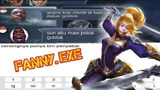 FANNY EXE. | Satu Tim Auto Kesel