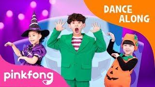 Halloween Dance Party | Halloween Songs | Dance Along | Pinkfong Songs for Children