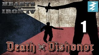 CZECHOSLOVAKIAN PUPPET [1] Death or Dishonor - Hearts of Iron IV HOI4 Paradox Interactive
