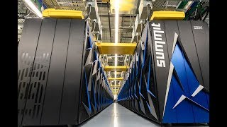 ISC 2018: IBM and NVIDIA Power the World