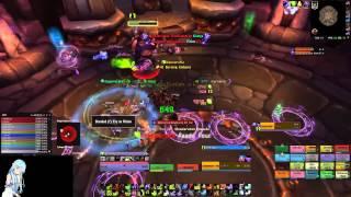 Cadence - Heroic Imperator Mar'gok - Destruction Warlock PoV