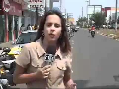 Reporter boca grande fala e acontece na hora