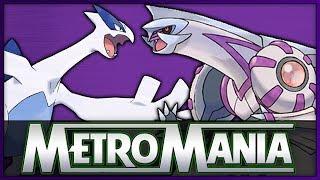 Lugia vs Palkia | MetroMania Season 2 Heat 8 | Legendary Pokémon Metronome Battle Tournament