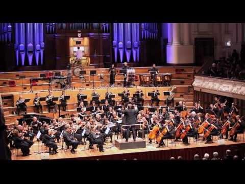 Saint Saens Symphony No. 3 Organ Finale Auckland Symphony Orchestra 1080p