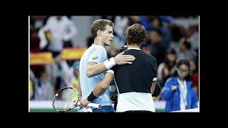 Vasek Pospisil wants to upset Rafael Nadal: