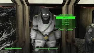 Fallout 4 Batcave