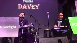 Dalawang Letra (Davey Langit's Original Composition)