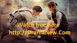 Descendants of the Sun - Korean Drama - Episode 1 English subbed