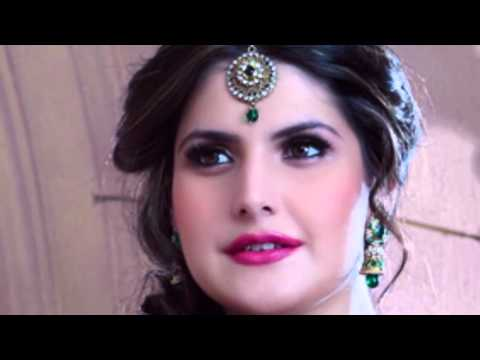 Zarin Khan photo shoot.