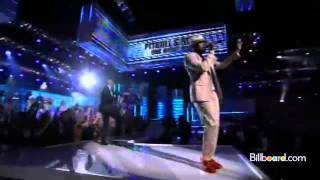 Pit Bull feat Ne-yo,Nayer,Afrojack - Give Me Everything Performance no BBMA 2011