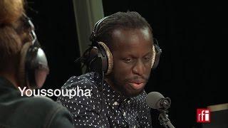 Avec le rappeur Youssoupha dans Couleurs tropicales #RFI