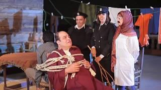 """كوميديا """" مروة عبد المنعم """" من كواليس مسلسل يوميات زوجة مفروسة - Youmyat Zoga Mafrosa"""