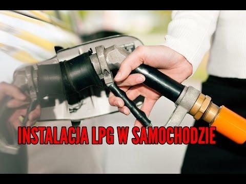 Instalacja gazowa LPG w samochodzie poradnik 214 MOTO DORADCA