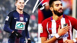 Yannick Ferreira Carrasco Vs Julian Draxler 2016/17 Who is The Best ? - Goals/Skills & Assists - HD