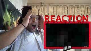 "The Walking Dead Season 6 Episode 9 ""NO WAY OUT"" - REACTION"