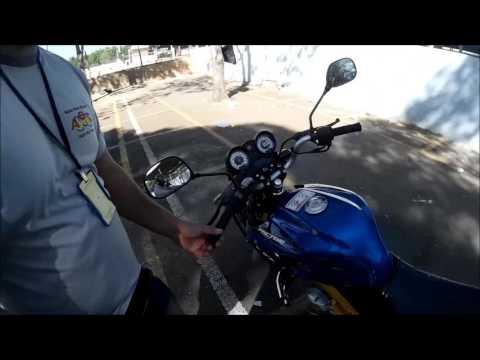 PRIMEIRA AULA DE MOTO AUTO ESCOLA ABC DEIXA EU ACELERA AULA DE MOTO SOROCABA MOTOKALEITE