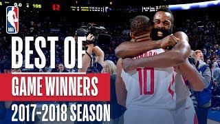 Every Tissot Game Winning Buzzer Beater of the 2018 Regular Season