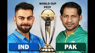 विश्वचषक २०१९ : भारत विरुद्ध पाकिस्तान - Match Preview
