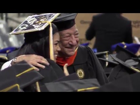 86-year-old man graduates from Georgia Tech