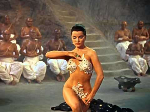 Xxx Mp4 The Indian Tomb Debra Paget Snake Dance Scene HD 3gp Sex