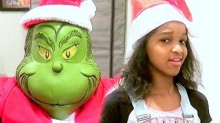 How The Grinch Stole CHRISTMAS! Fun Video - Onyx Kids