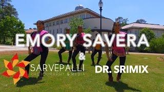 Dhinaku Dhin Jiya [feat. Emory Savera] - Srimix Dance Series
