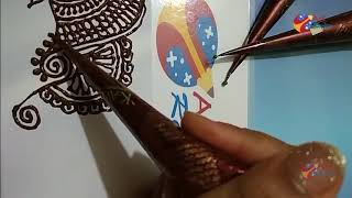 EID Fastival special easy henna mehndi designs for hands Ramadan Eid 2018 Part V