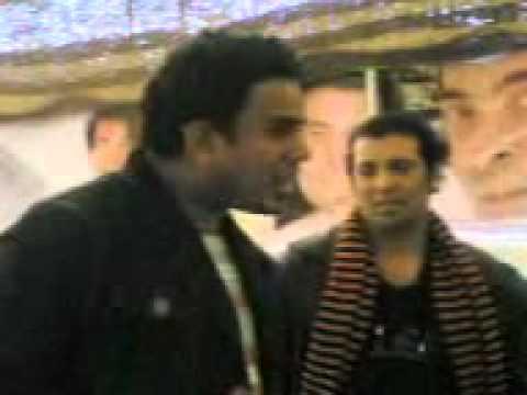 محمود الليثى وسعد الصغير