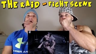 THE RAID - Final Fight Scene | REACTION