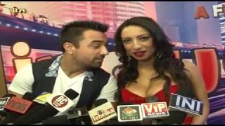 Shaanti Dynamite | Ajaz Khan | Ikram Akhtar | Launch Of '' I luv Dubai ''