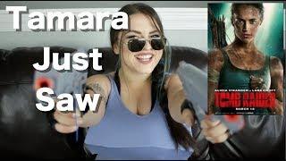 Tomb Raider - Tamara Just Saw