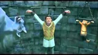 Shrek 2 - Mission impossible pinocchio