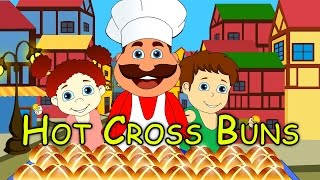 """Hot Cross Buns"" 