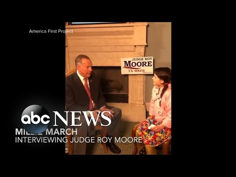 Xxx Mp4 Roy Moore Gives New Interview To Preteen 3gp Sex