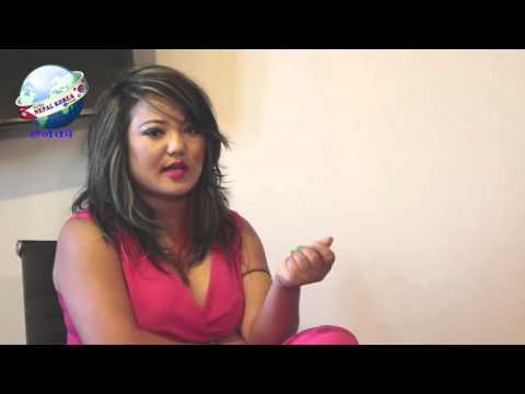 Jyoti thapa magar interview and hot dance